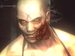 Serial Killer X Bloodshot