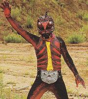 Yamogeras Shocker Kaijin
