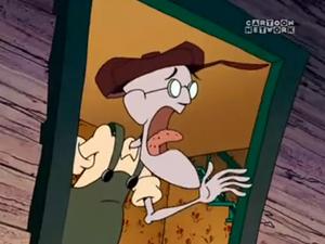 Eustace yell