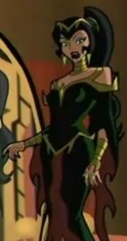 Queen Morgaine Le Fay