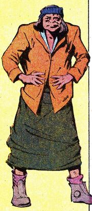 Plague (Earth-616) from Official Handbook of the Marvel Universe Vol 2 9 02