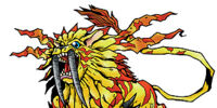SaberLeomon (Digimon Data Squad)