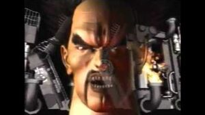 Tekken 2 Intro - Heihachi Version