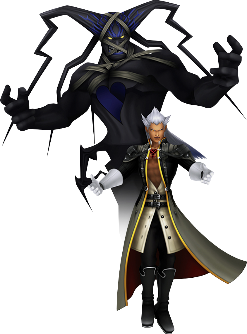 File:Guardian with Ansem.png