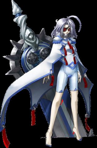 File:Nu-13 (Calamity Trigger, Character Select Artwork).png