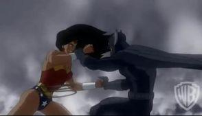 Owlman vs. Wonderwoman