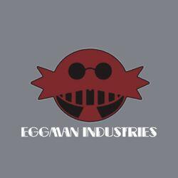 The Eggman Industries Logotype