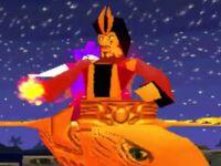 Evil Sultan's Phoenix turn orange