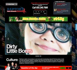 Dirty Little Bores