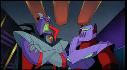 Zurg and agent z