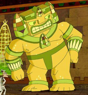 Corn Colossus of Juatchadoon