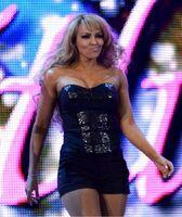 Evil Layla Entrance