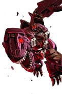 Megatron Beast Wars -1