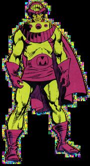 Mesmero (Vincent) (Earth-616)