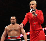 Lana 7 - RAW May 12 2014 2