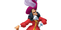 Captain James Hook (Disney)