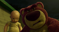 Lotso's rise to power