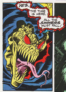 Demongoblin (Earth-616) Web of Spider-Man Vol 1 94