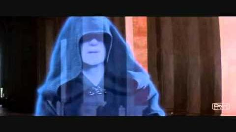 "Darth Sidious ""Wipe them out"