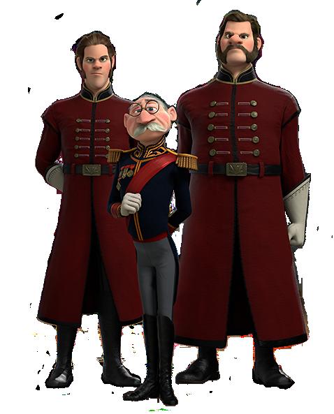 Duke of weselton 39 s bodyguards villains wiki fandom powered by wikia - Garde corps transparent ...