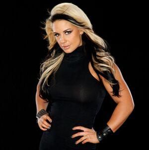 Evil Kaitlyn Black Dress
