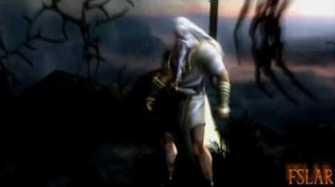 God of War II - Titan - Final Boss Zeus