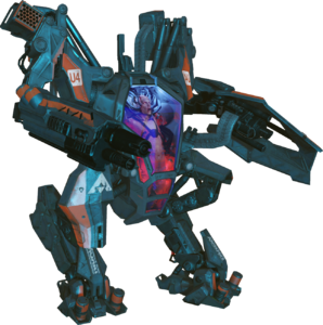Crusher Cyborg