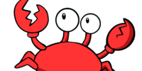 Klutzy the Crab