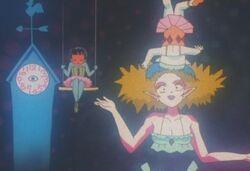 The Dark Moon Circus Freaks