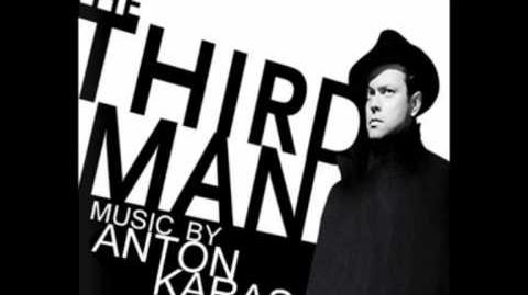 The Third Man - Anton Karas
