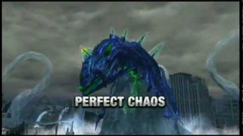 Sonic Generations - Perfect Chaos