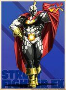 Street Fighter V Shadowgeist