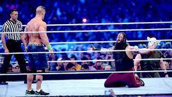 Bray vs cena