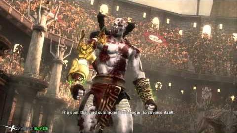 Mortal Kombat Kratos Story Ending