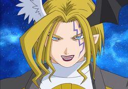 Lucemon's Evil Grin