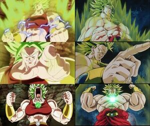Comparisons between Broly and Kale1