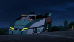 Crazybolt Vehicle Mode