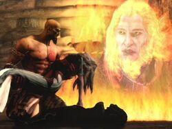 Kratos e Ares