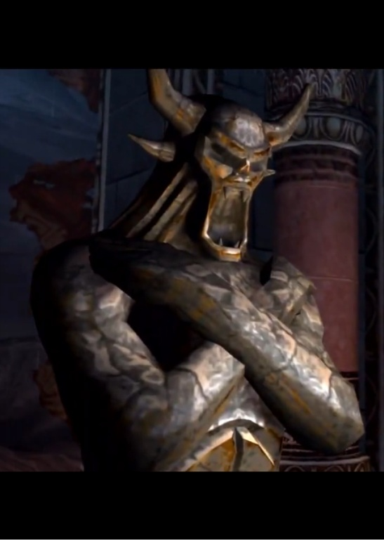 Image - Statue of Hades (God of War).jpg | Villains Wiki ...