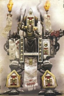Fyodor warhammer