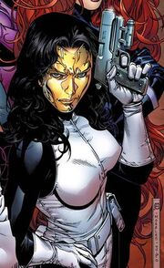 New Avengers Illuminati Vol 2 4 page -- Giuletta Nefaria (Earth-616)