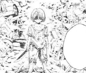 Leon's past