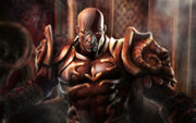 Kratos new God of War