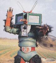 TV Fly Destron Kaijin