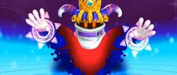 Magolor Boss 1
