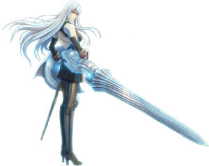 Valkyria Chronicles Selvaria (21)