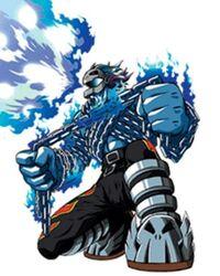 Mighty SkullMeramon