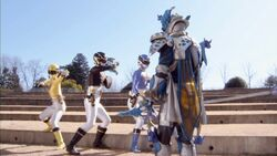 Noah, Gia and Jake vs. Vrak