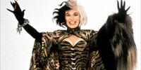 Cruella De Vil (Live Action)