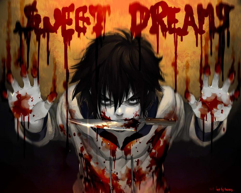 image jeff the killer sweet dreamsjpg villains wiki